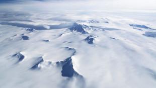 Antarktika'da ''kayıp şehir var'' iddiası