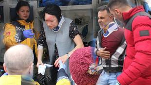 Antalya'da can pazarı: Yaralılar var