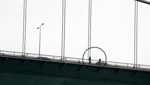 FSM'de intihar girişimi ! Trafik kilitlendi...
