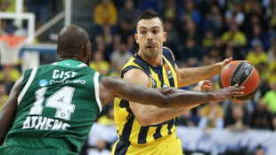 Fenerbahçe Beko 85 - 66 Panathinaikos