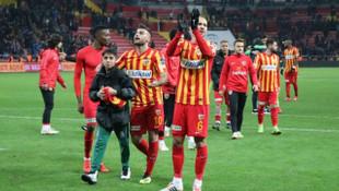 Kayserispor'da Deniz Türüç'ten galibiyet yorumu