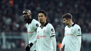 Beşiktaş'ta Kagawa ve Gökhan Gönül kadroda yok