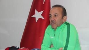 Mehmet Özdilek: Hava şartlarının maçın önüne geçeceğini düşünmüyorum