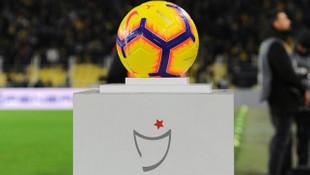Spor Toto Süper Lig 25 ve 26. hafta programları açıklandı