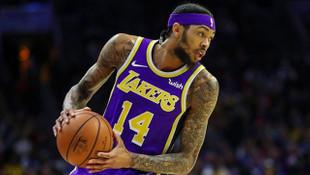 Los Angeles Lakers'ta Brandon Ingram sezonu kapadı