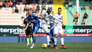 Alanyaspor 2-1 BB Erzurumspor