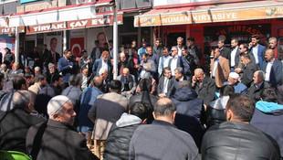 3 bin kişilik aşiret HDP'den AK Parti'ye geçti