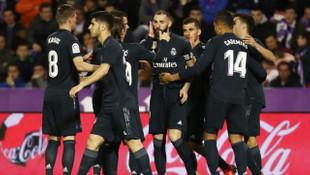 Valladolid 1 - 4 Real Madrid (La Liga)