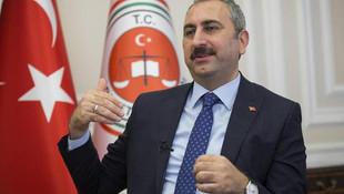 Bakan Gül: Türk yargısının içinde yeri yoktur