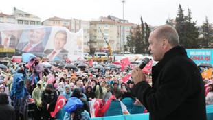 Erdoğan'dan Avcılara fünikiler hattı müjdesi