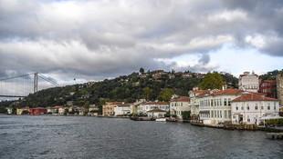 İstanbul Boğazı'nı ''nehir'' yaptılar