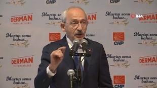 Kılıçdaroğlu'dan Süleyman Soylu'ya fezleke yanıtı