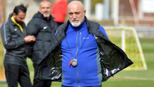 Hikmet Karaman: Başakşehir karşısında iyi bir maç çıkarmayı hedefliyoruz
