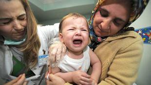 Hepatit ve çocuk felci aşısında kriz