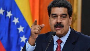 Maduro halkından ''dua'' istedi