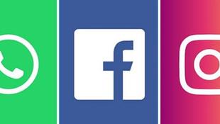 Facebook, Instagram ve WhatsApp çöktü !