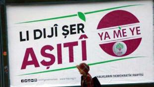 Mahkeme'den HDP'nin afişleri hakkında flaş karar