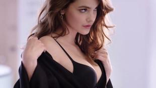 Victoria's Secret'ın yeni meleği Barbara Palvin