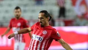 Antalyasporlu Serdar Özkan'ın acı günü