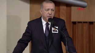 Erdoğan: İslam düşmanlığı toplu katliam boyutuna ulaştı