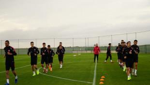 Ümit Milli Futbol Takımı'nın Arnavutluk maçının aday kadrosu açıklandı