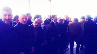 CHP'li vekil terlikle cenaze namazı kıldı