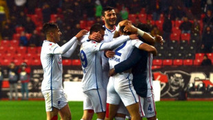 Eskişehirspor 2 - 4 Altınordu (Spor Toto 1. Lig)