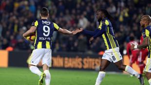 Moses, Soldado ve Mehmet Ekici Demir Grup Sivasspor maçını değerlendirdi