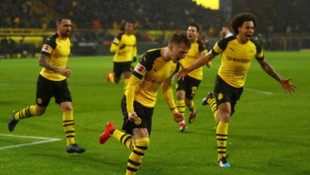 Hertha Berlin 2 - 3 Borussia Dortmund
