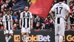 Genoa 2 - 0 Juventus