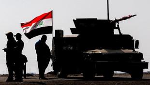 Irak ordusu ile PKK'lı teröristler arasında çatışma