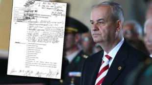 İşte Org. İlker Başbuğ'a kurulan kumpasın belgesi