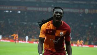 Bafetimbi Gomis'ten Beşiktaş ve Fenerbahçe'ye gönderme