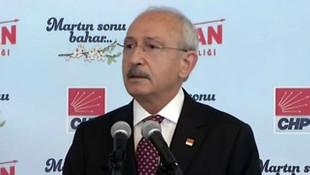 Kılıçdaroğlu: Size asla ne milliyetçi ne de ülkücü derim