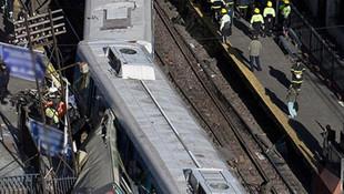 Yük treni raydan çıktı: 24 ölü, 31 yaralı