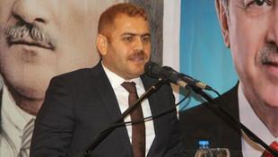 AK Partili başkan adayı Seyit Onbaşı'nın adını unutunca...