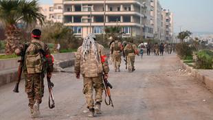 Afrin'de bombalı saldırı engellendi