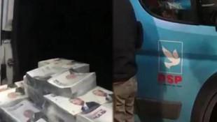 DSP'den ''AK Parti broşürleri'' açıklaması