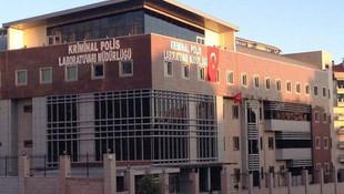 Polis Kriminal Laborotuvarı'nda büyük skandal