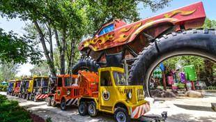 Başkent'in turist fabrikası 'Wonderland Eurasıa' açılıyor