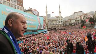 Erdoğan: ''İki önemli haberin müjdesini vermek istiyorum''