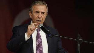 Ankara Valiliği'nden Mansur Yavaş açıklaması
