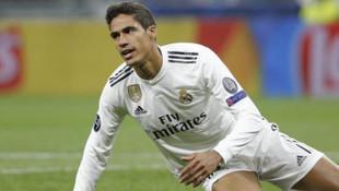 Real Madrid'de Varane'dan ayrılık kararı