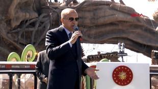Erdoğan Wonderland Eurasia'yı açtı