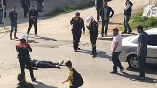 Polise ateş açan şahıs çatışmada öldü