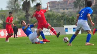 U19 ve U17 Milli Takımları İskoçya ve İtalya'ya mağlup oldular