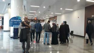 Bilkent şehir hastanesinde isyan var