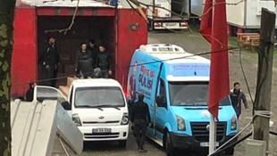 AK Parti'nin yerel sçeim kolileri sefer çıktı