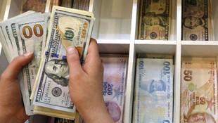 Merkez Bankası'nın döviz rezervinde büyük düşüş