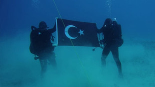 Türk SAS timi bu fotoğrafla Yunanistan'ı kızdırdı